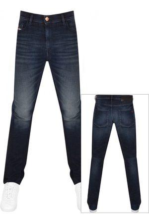 Diesel Men Slim - D Strukt Slim Fit Jeans Navy
