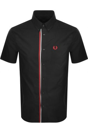 Fred Perry Short Sleeve Placket Shirt