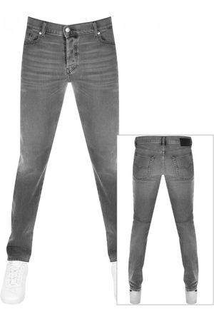 Diesel D Mihtry Straight Fit Jeans Grey