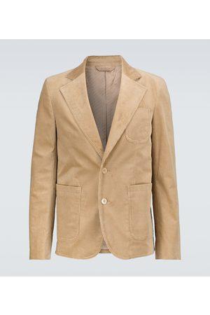 Acne Studios Corduroy cotton blazer