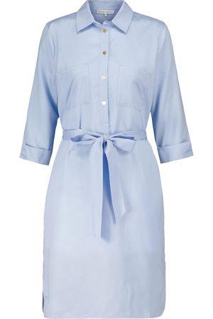 Heidi Klein Sicily Tencel® shirt minidress