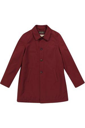 Loro Piana Adler wool-blend coat