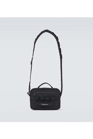 Balenciaga Army canvas messenger bag