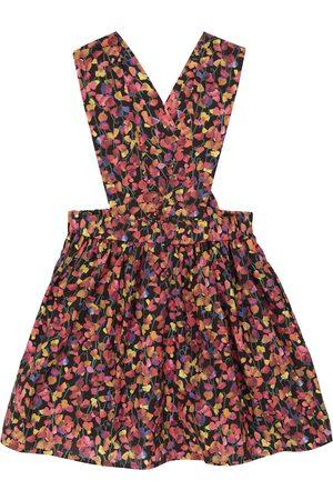 PAADE Cotton pinafore skirt