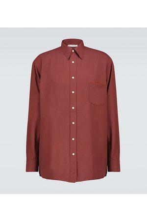 Acne Studios Sandros long-sleeved shirt