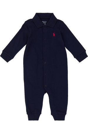 Ralph Lauren Baby cotton jersey onesie