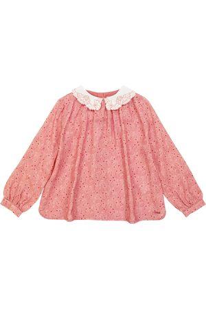 Chloé Paisley blouse