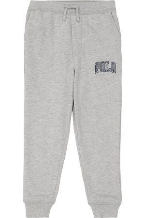 Ralph Lauren Cotton-blend sweatpants