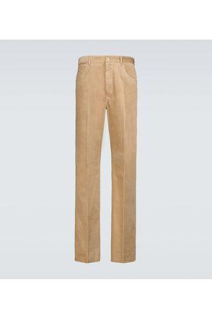 Acne Studios Corduroy cotton pants