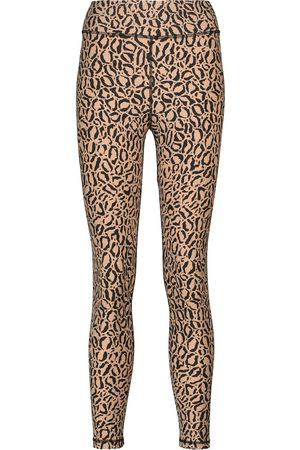 The Upside High-rise leopard print leggings