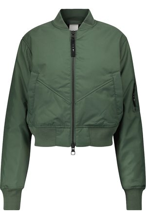 Reebok Padded bomber jacket
