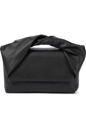 J.W.Anderson Flap leather shoulder bag