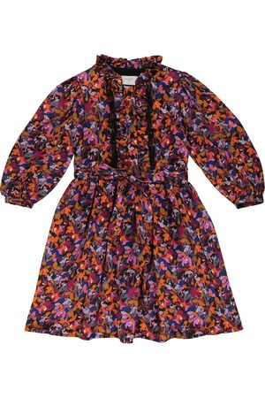 PAADE Floral silk dress