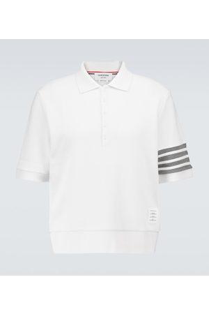Thom Browne Cotton polo shirt