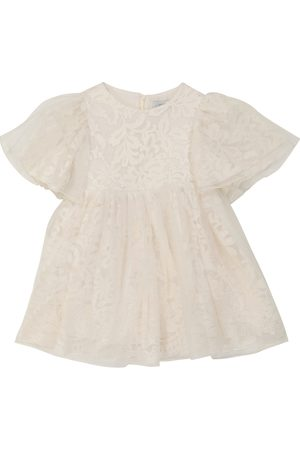 PAADE Embroidered tulle dress