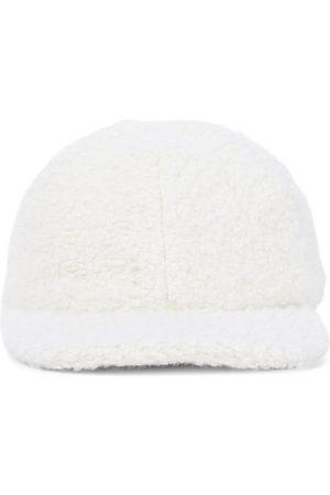 GABRIELA HEARST Bouclé baseball cap