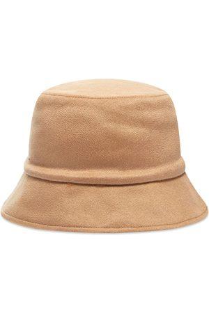 Max Mara Men Hats - Fiducia Cashmere Bucket Hat