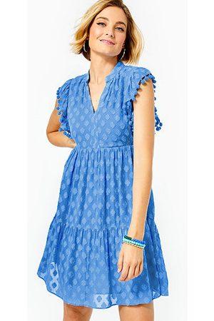 Lilly Pulitzer Arleah Ruffle Dress