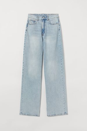 H&M 90s Baggy High Jeans