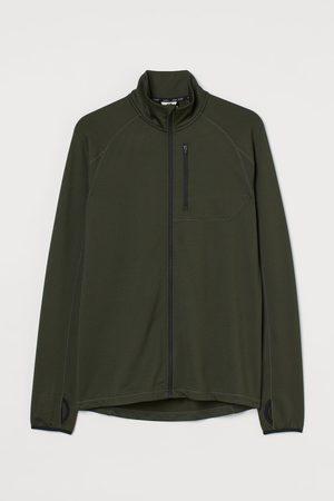 H&M Men Sports Jackets - Regular Fit Running Jacket