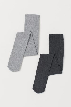 H&M Kids Stockings - 2-pack Fine-knit Tights