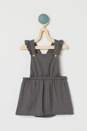 H&M Dungarees - Cotton Overall Dress