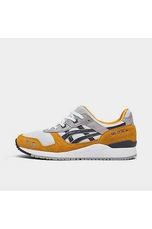 Asics Men's GEL-Lyte III OG Casual Shoes Size 8.0 Suede