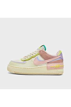 Nike Women's Air Force 1 Shadow Casual Shoes Size 6.0 Leather