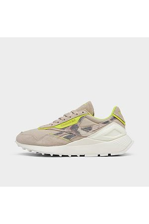 Reebok Women's Classic Legacy AZ Casual Shoes in /Modern Size 6.0 Leather/Suede