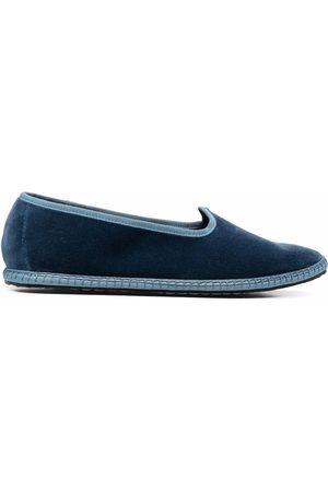 Vibi Venezia Delfina velvet loafers