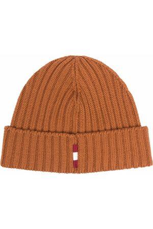 Bally Ribbed-knit beanie