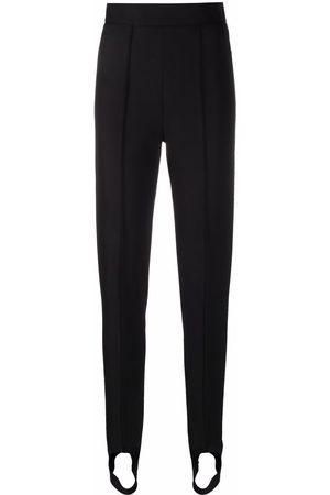 Bally Women Straight Leg Pants - High-waisted straight-leg trousers