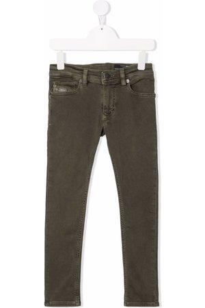 Diesel Sleenker stretch-cotton trousers