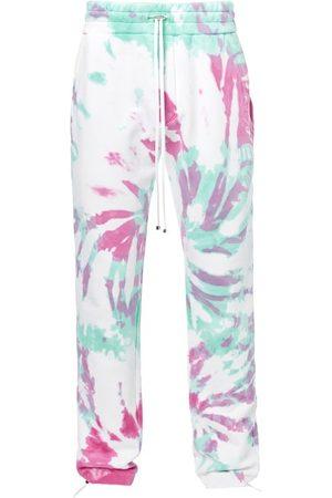 AMIRI Men Sweatpants - Core Tie-dye Jersey Track Pants - Mens - Multi