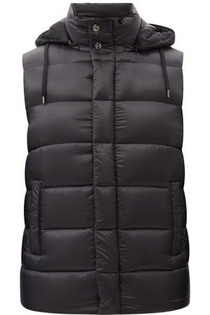 HERNO Quilted Down Gilet - Mens