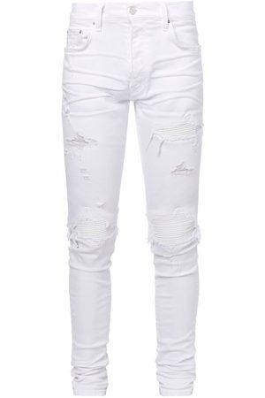 AMIRI Men Skinny - Mx1 Distressed Skinny-leg Jeans - Mens