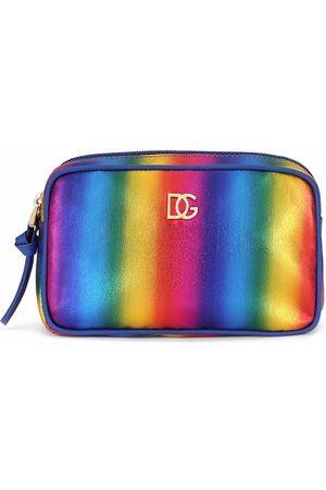 Dolce & Gabbana Girls Bags - Rainbow stripe belt bag