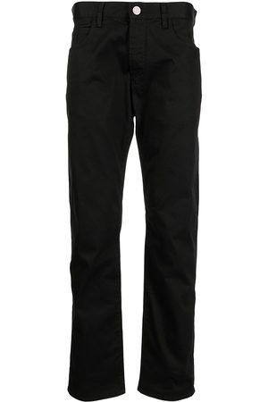 Armani Men Straight - Mid-rise straight jeans