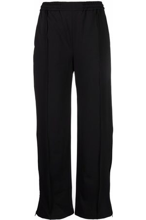 McQ Women Wide Leg Pants - Wide-leg trousers