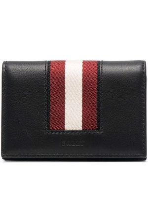 Bally Men Wallets - Stripe detail wallet