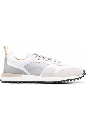 Buttero Men Sneakers - Panelled design sneakers