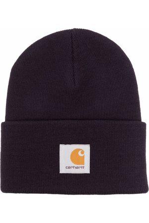 Carhartt Women Beanies - Watch Hat logo-patch beanie