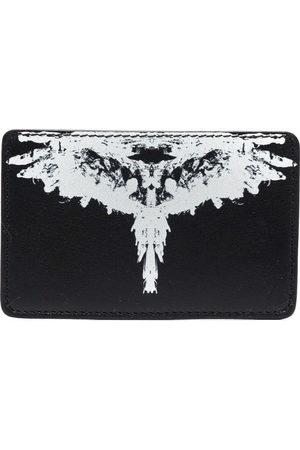 MARCELO BURLON Men Wallets - Wings-print cardholder