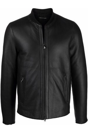 s.w.o.r.d 6.6.44 Men Leather Jackets - Zip-up leather jacket