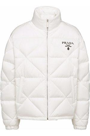 Prada Re-Nylon padded jacket