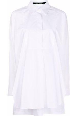 SOFIE D'HOORE Women Shirts - Oversized poplin shirt