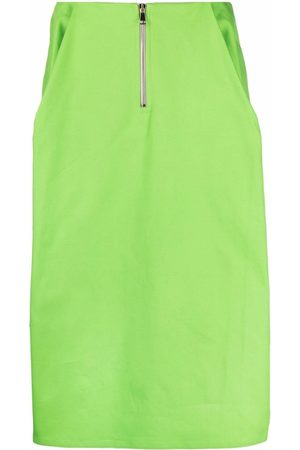 SOFIE D'HOORE Women Midi Skirts - A-line zip midi skirt
