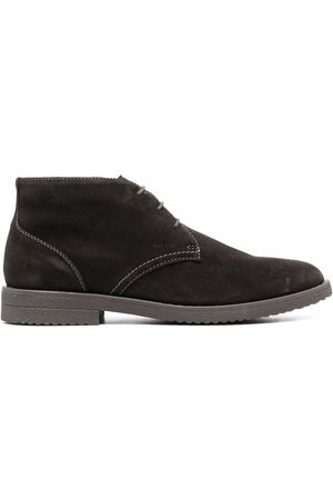 Geox Ankle lace-up boots - Grey