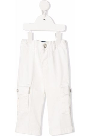 FAY KIDS Cargo Pants - Straight-leg cargo trousers
