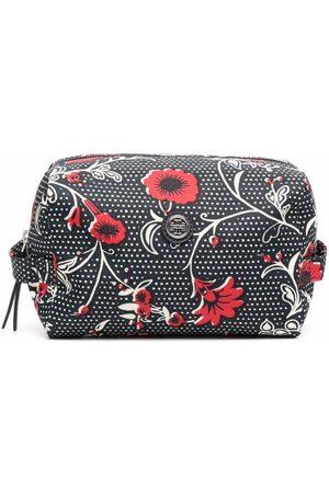 Tory Burch Floral print make-up bag